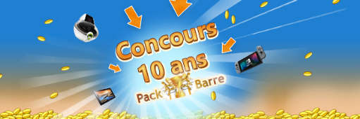 packbarre concours